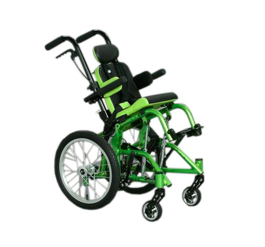 Freedom Designs NXT mini tilt wheelchair