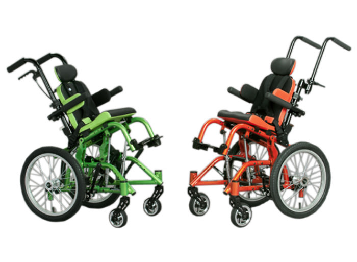 Freedom Designs NXT mini wheelchair