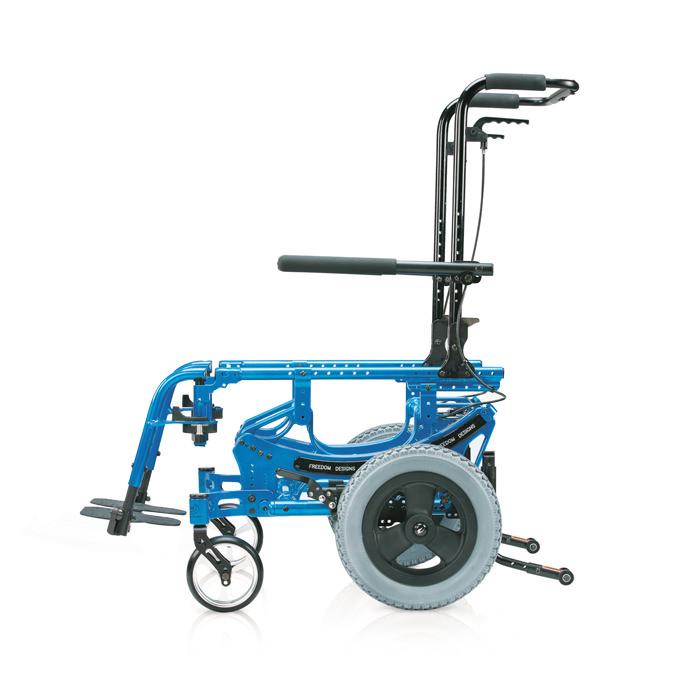Freedom Designs P.R.O. CG tilt manual wheelchair