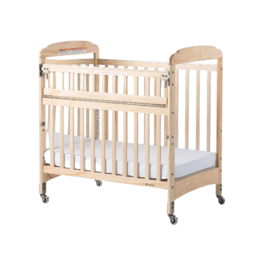 Foundations Serenity Solid wood crib