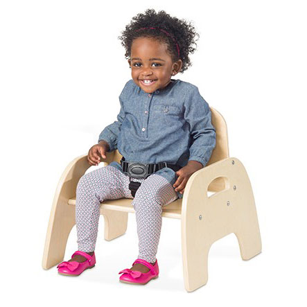 Foundations Simple sitter chair