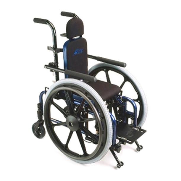 Freedom Designs SP3 ultralight wheelchair