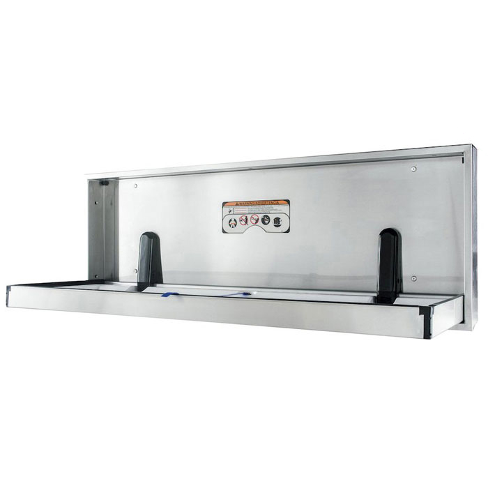 Foundations Stainless Steel Adult Changing Station