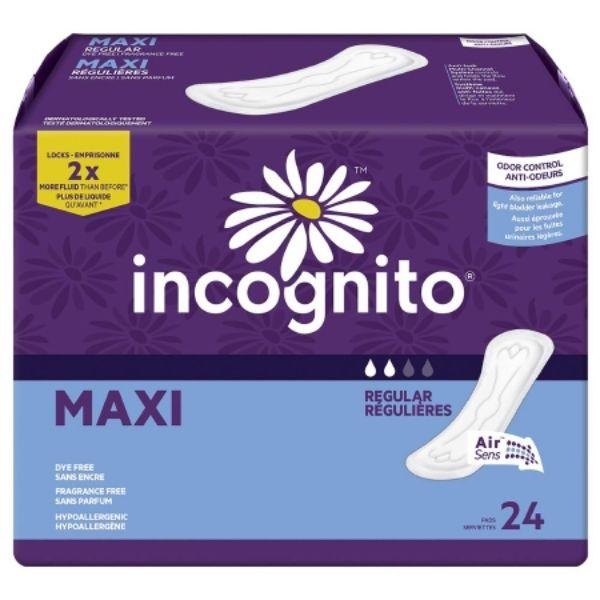 Incognito Feminine Pad