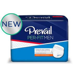 Prevail Per-Fit Moderate Absorbent Underwear For Men