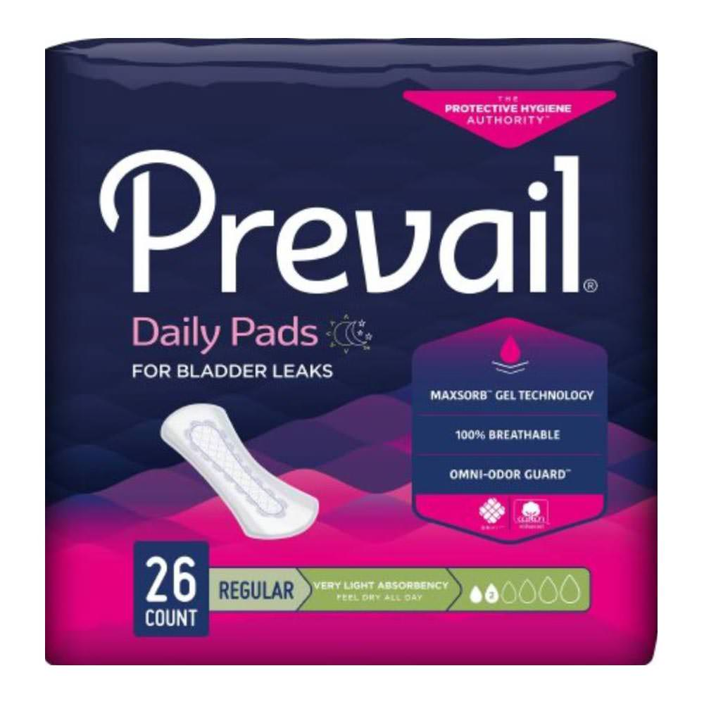 Prevail Bladder Control Pad, Very Light