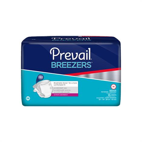 Prevail Breezers Adult Incontinent Brief