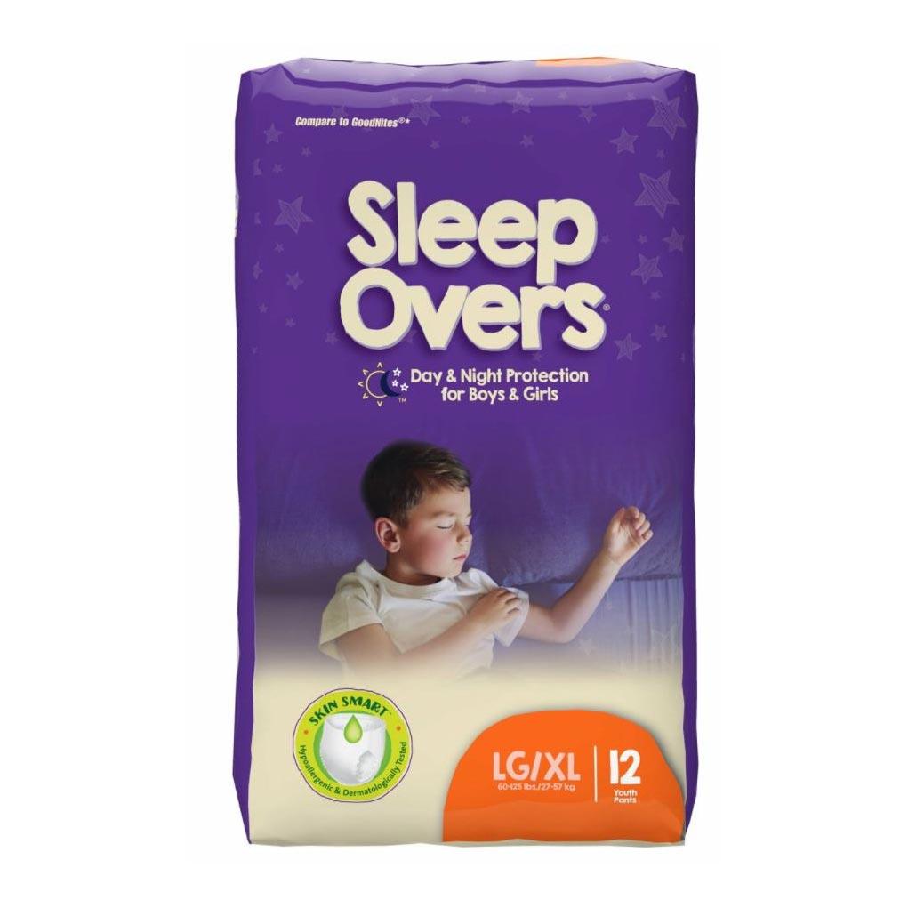 Sleepovers youth pants large/extra-large