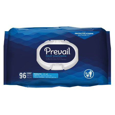 """Prevail soft pack washcloth, 12"""" x 8"""""""