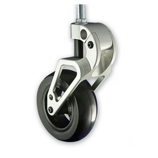 Big Rig Wheel Weights : Frog legs big rigs shock absorbing caster forks