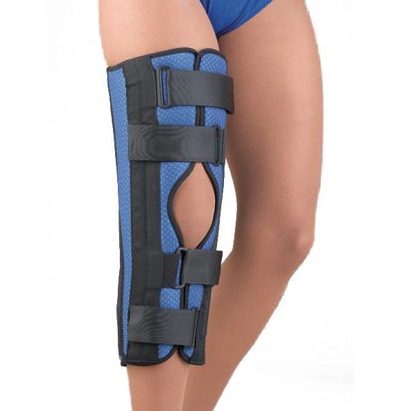 FLA Breathable Universal Tri-Panel Knee Immobilizer