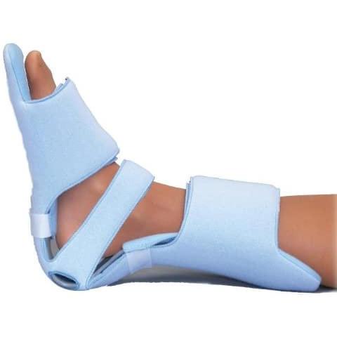 FLA Orthopedics Healwell Soft Ease Multi-AFO Heel Suspender, Blue