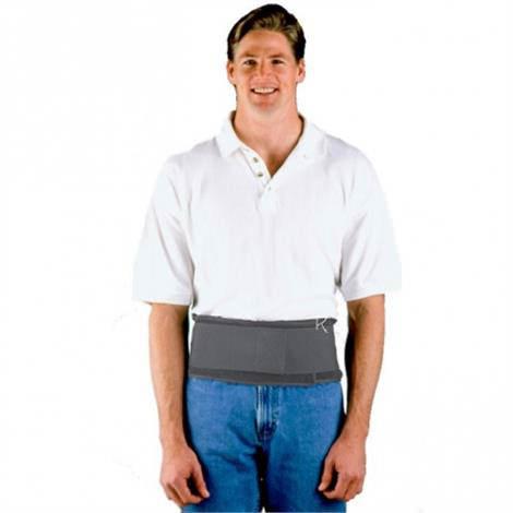 FLA Orthopedics Safe-T-Belt Working Back Support Belt, Black