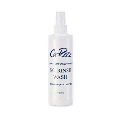 FNC Ca-Rezz Floral Scent Rinse-Free Perineal Wash, 8 oz.