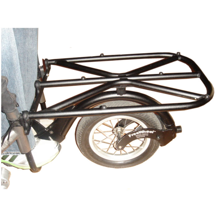 FreeWheel carry-all rack