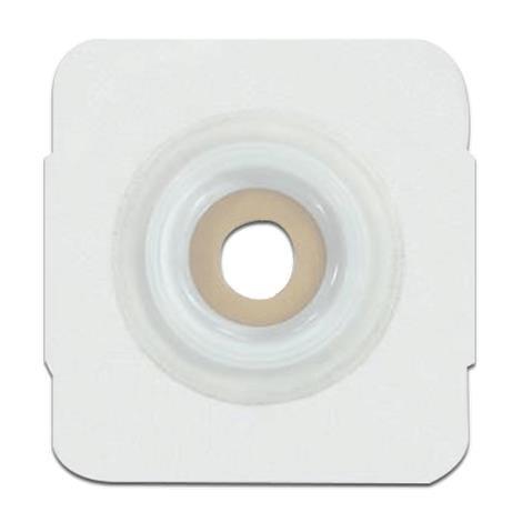 "Genairex Securi-T Usa Ostomy Wafer W/Flexible Tape Collar, 2-3/4"" Flange"