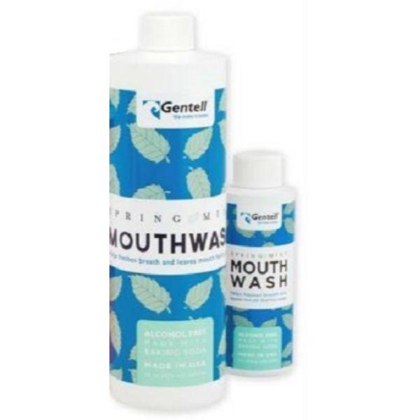 Gentle Plus Mouthwash, Mint Flavor