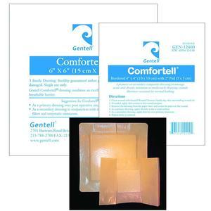 "Comfortell Composite Dressing 4"" x 4"" Adhesive"