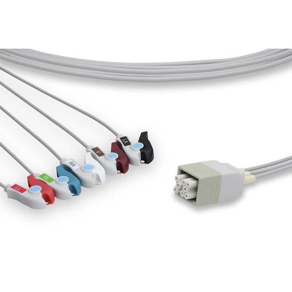 Marquette Compatible ECG Telemetry Leadwire