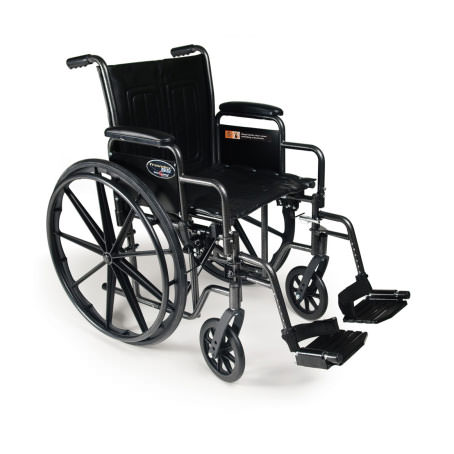Elevating Legrest for Traveler SE wheelchair