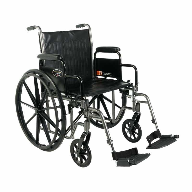 Everest & Jennings Traveler SE Plus Wheelchair