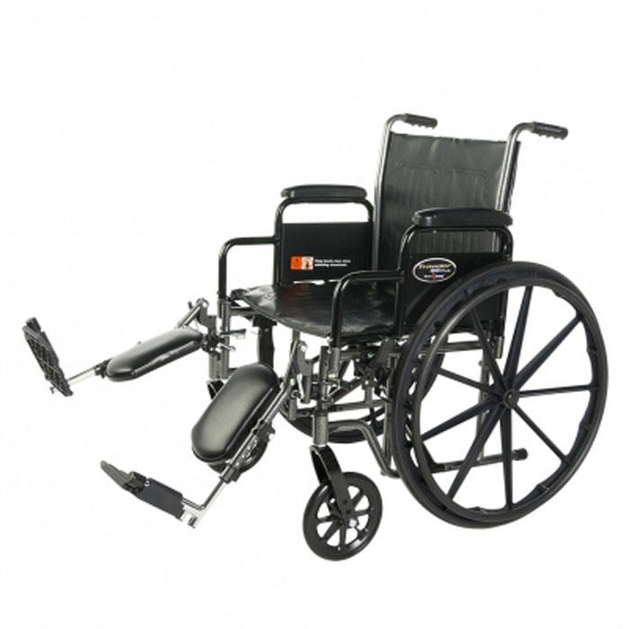 Everest and Jennings Traveler SE Plus Wheelchair