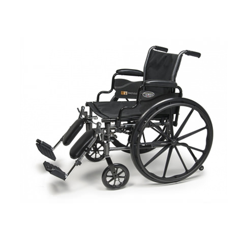 Everest & jennings Traveler L3 plus lightweight wheelchair