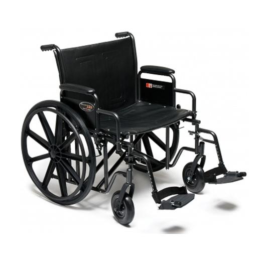 Everest & Jennings Traveler HD wheelchair