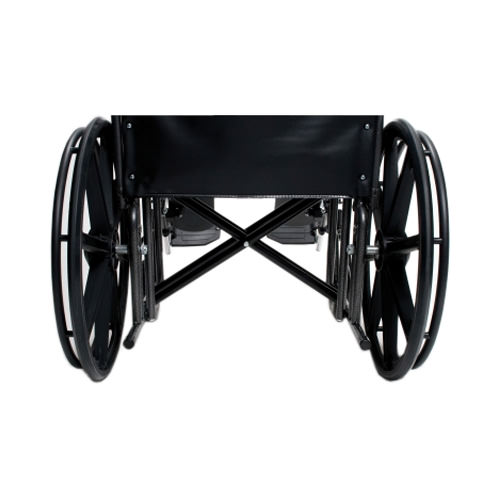 Everest & Jennings Traveler HD wheelchair - Double cross braces