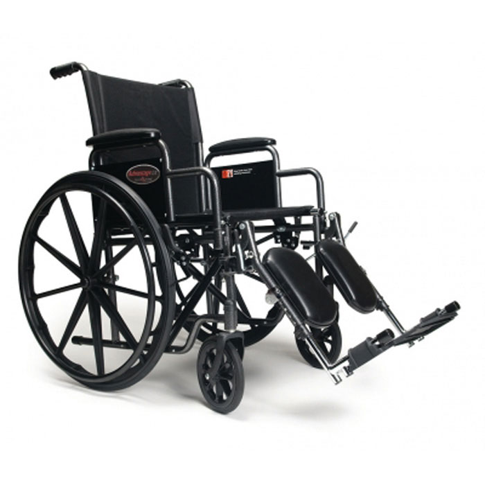 Everest & Jennings Advantage LX Wheelchair