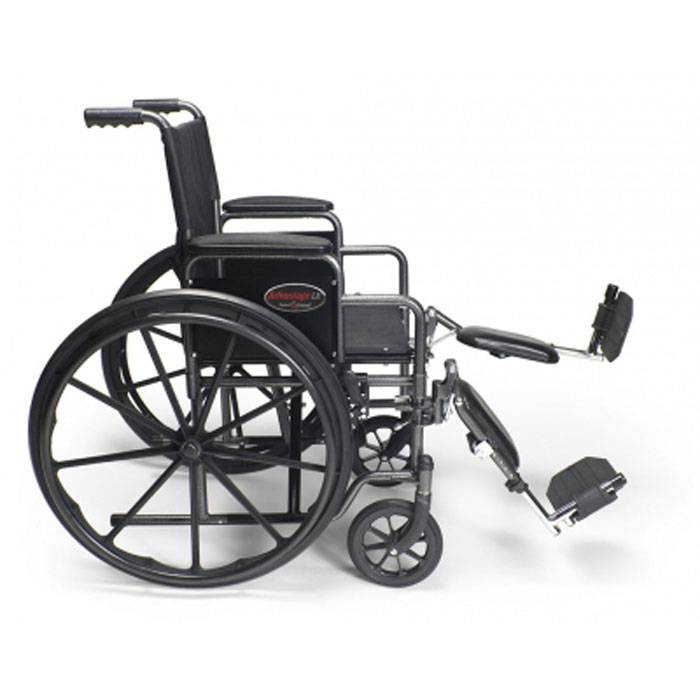 Everest and Jennings Advantage LX Wheelchair