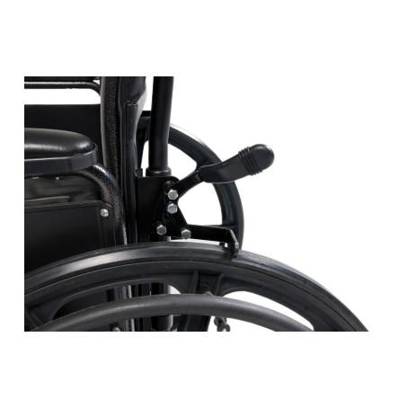 Wheel Lock for Traveler HTC wheelchair
