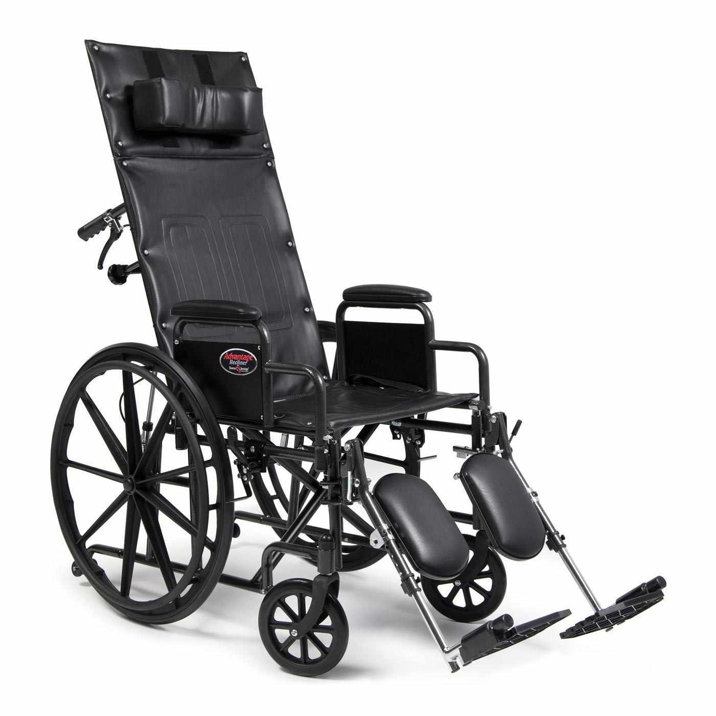 Everest & Jennings advantage recliner wheelchair