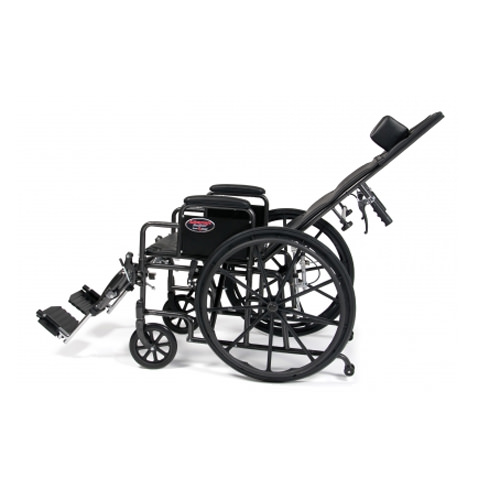 Everest & Jennings advantage reclining wheelchair
