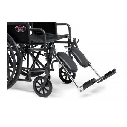 Elevating Legrest for Advantage Recliner wheelchair