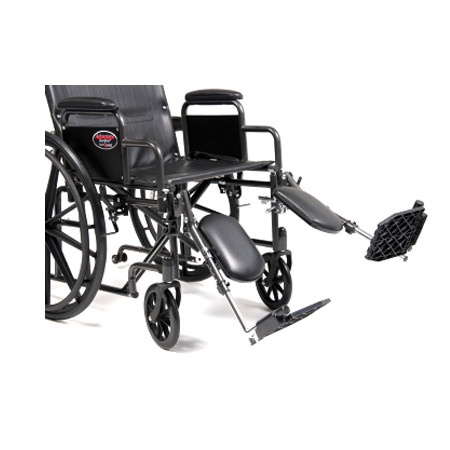 Everest & Jennings advantage bariatric recliner with elevating legrest