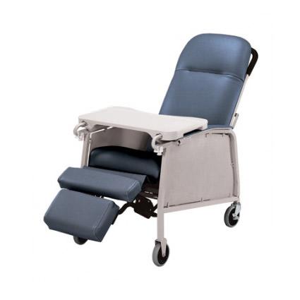 Lumex Three Position Recliner   3-Position Geri Chair