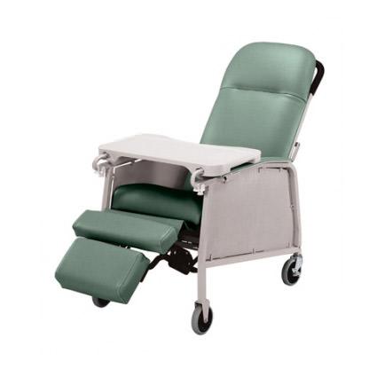 Lumex Three Position Recliner   Invacare Recliner Chair