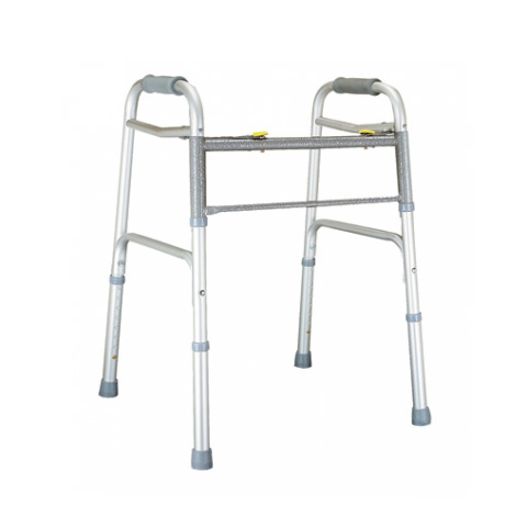 Lumex Imperial Collection Dual Release Extra Wide Folding Walker