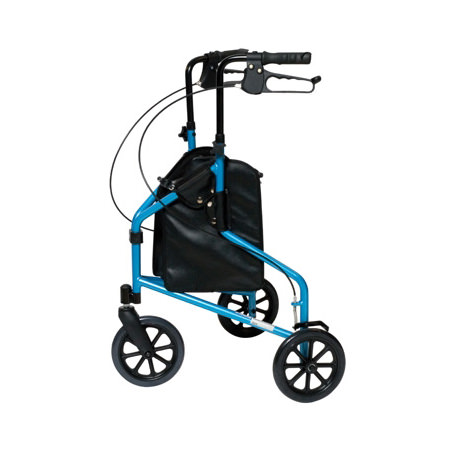 Lumex GF 3-Wheel Cruiser Aluminum Walker 609201