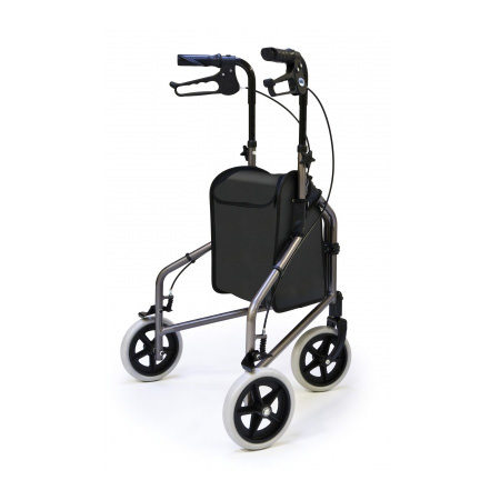 Lumex Three Wheel Cruiser Rollator