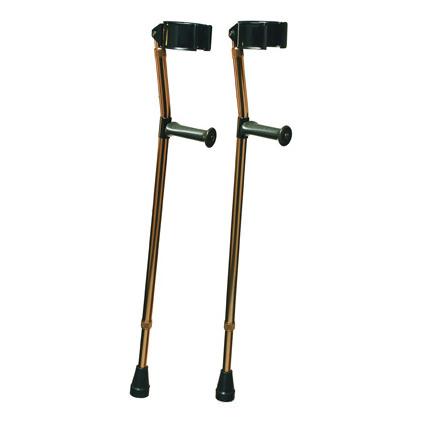 Lumex Deluxe Ortho Forearm Crutches (Pair)