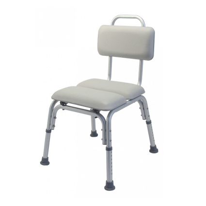 Lumex Platinum Collection Deluxe Padded Bath Seat