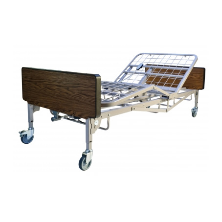 Lumex ABL-B700 Full Electric Bariatric Bed | Rehab Homecare Bed