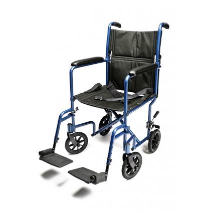 Everest & Jennings lightweight transport chair