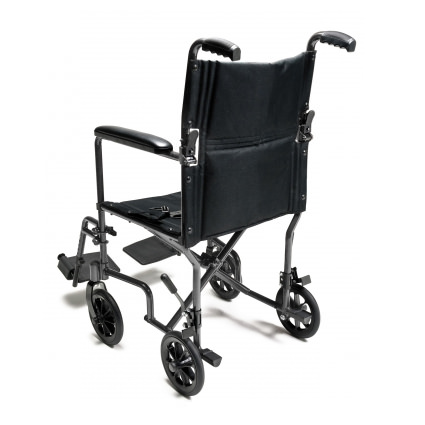 Everest & Jennings EJ795-1 transport chair - Side view