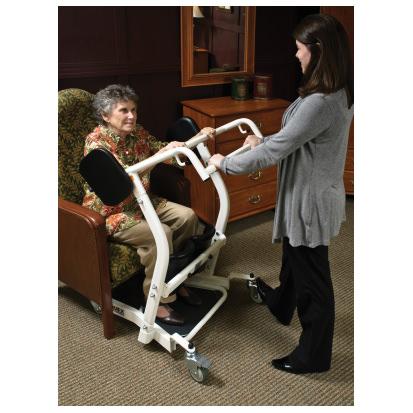 Lumex Stand Assist Patient Transport Lift - Lf1600 | Graham Field LF1600