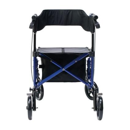 Lumex HybridLX Rollator & Transport Chair