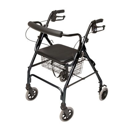 Graham-Field Lumex Walkabout Lite Four Wheel Rollator
