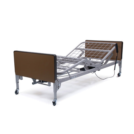 Lumex Patriot Full-Electric Low Homecare Bed